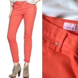 GAP Legging Jean Soft Orange Red